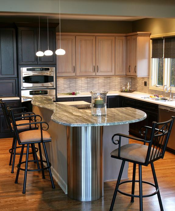 Armstrong Kitchens Overland Park Kitchen Remodel Design