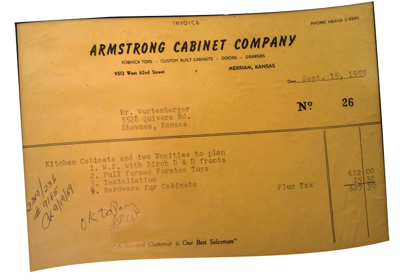 Bon Armstrong Kitchens, Our Second Generation Family Business, Has Been Going  Strong For 65 Years. I Want To Share With You A Few Of Our Accomplishments  These ...